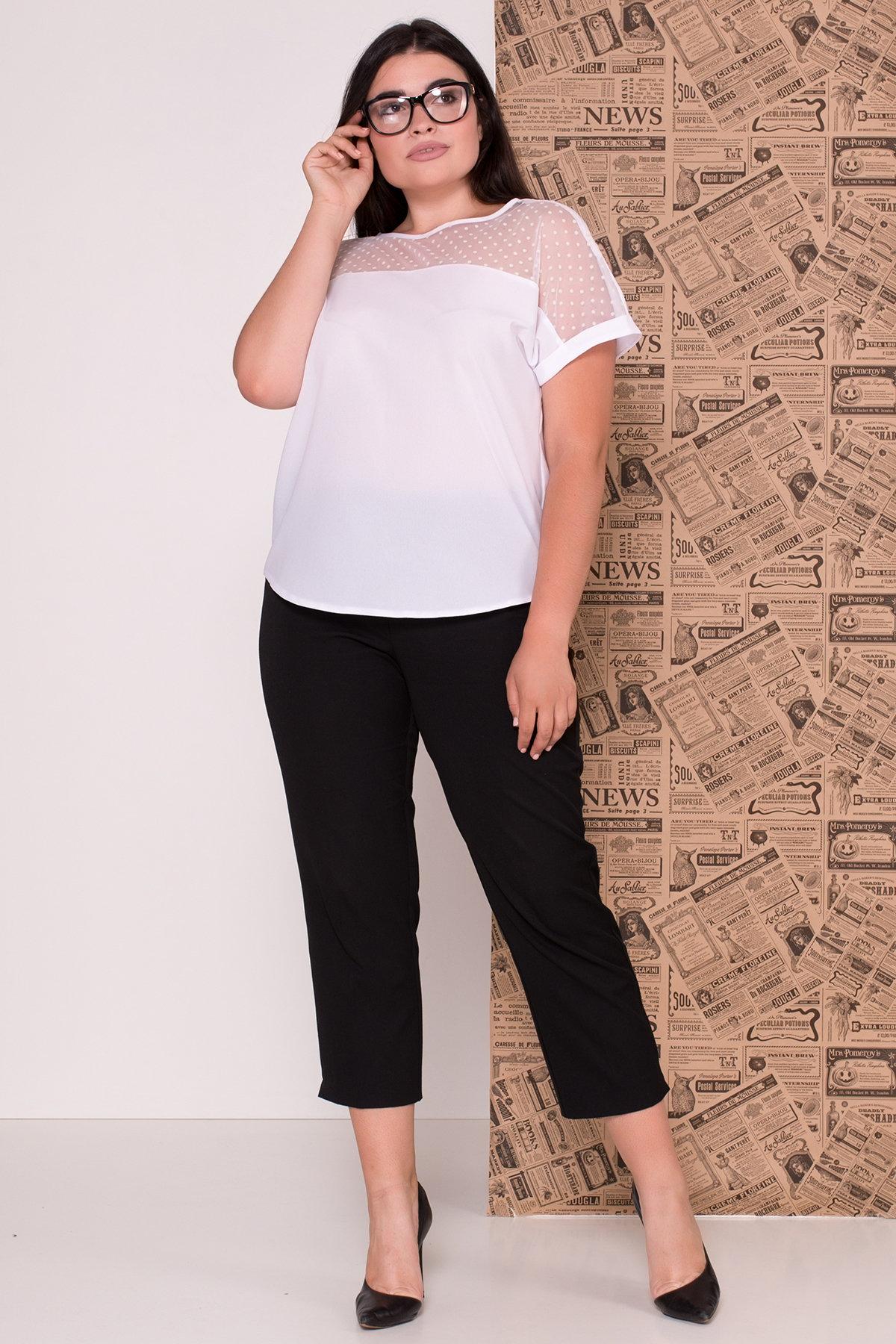 Купить блузку оптом от производителя  Блуза Свит DONNA 7777