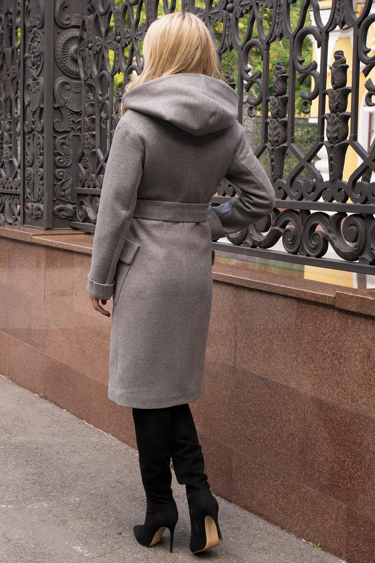 Пальто Анджи 7819 Цвет: Карамель 20