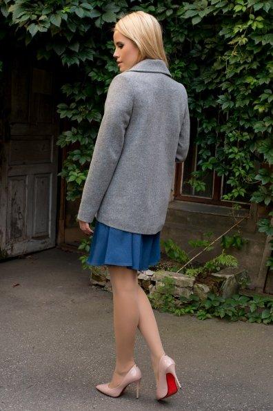 Пальто Белладжио 6382 Цвет: Серый 1