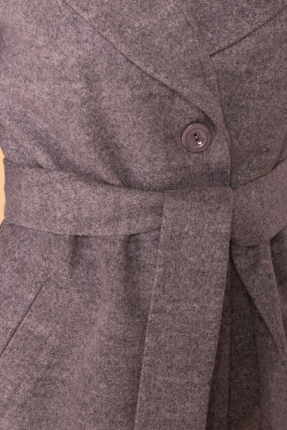 Пальто Габриэлла 7876 Цвет: Карамель 20/1