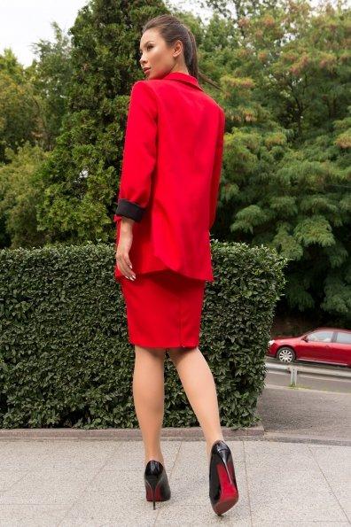 Костюм Лукка 7887 Цвет: Красный/черный