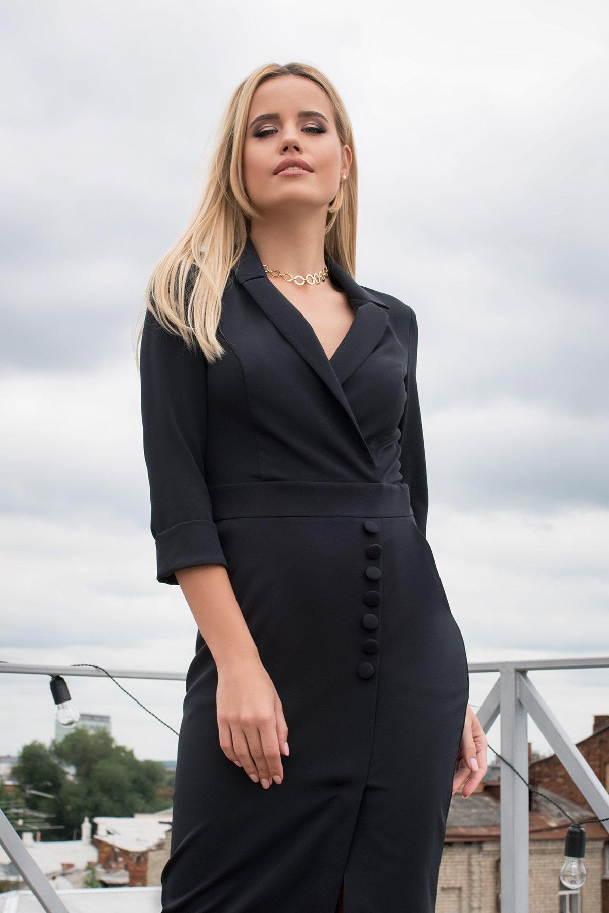 Купить платье в Украине Modus Элегантное платье Стрит 7833