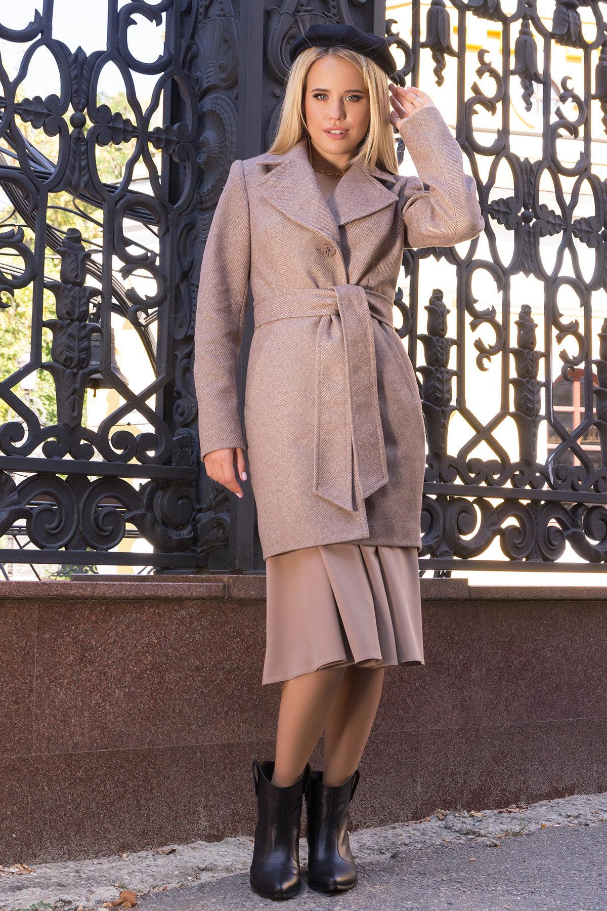 Пальто женские демисезонные недорого от Modus Пальто Камила 7901