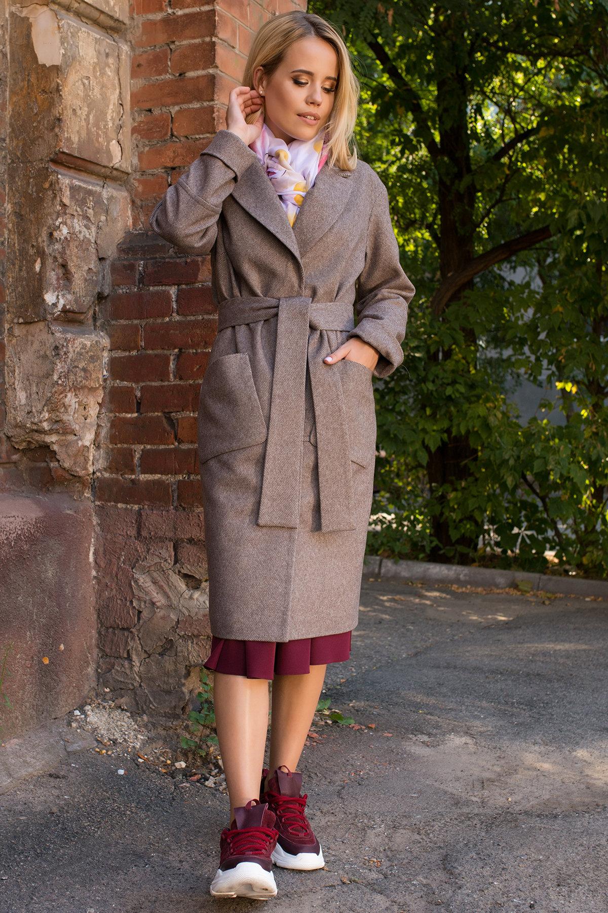 Купить пальто демисезонное от Modus Пальто демисезонное миди Тала 7902