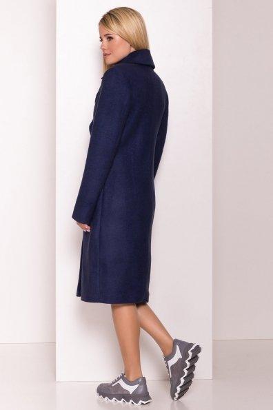Пальто Габриэлла 7876 Цвет: Т.синий 17