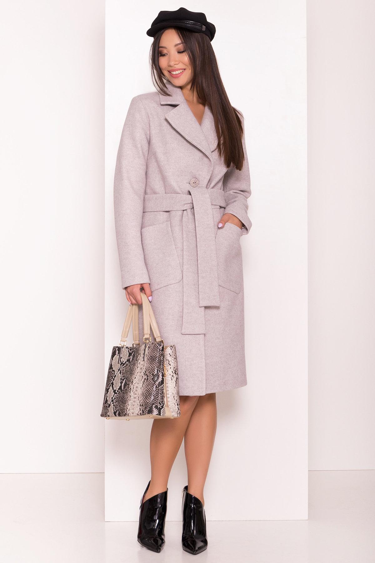 Демисезонное пальто купить Классическое пальто Габриэлла 7872