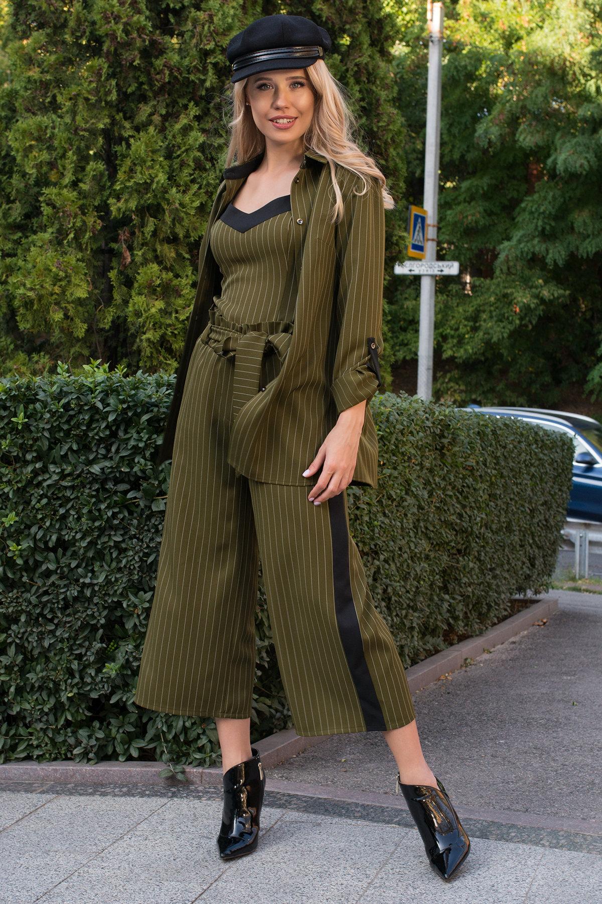 Купить женскую одежду оптом Костюм-тройка Канто 7920
