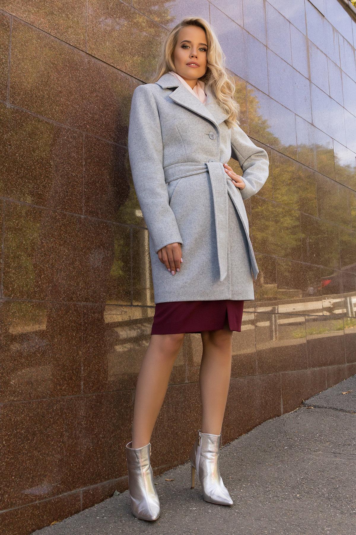 Женские демисезонные пальто производитель Харьков Modus Демисезонное пальто с поясом Камила 7964