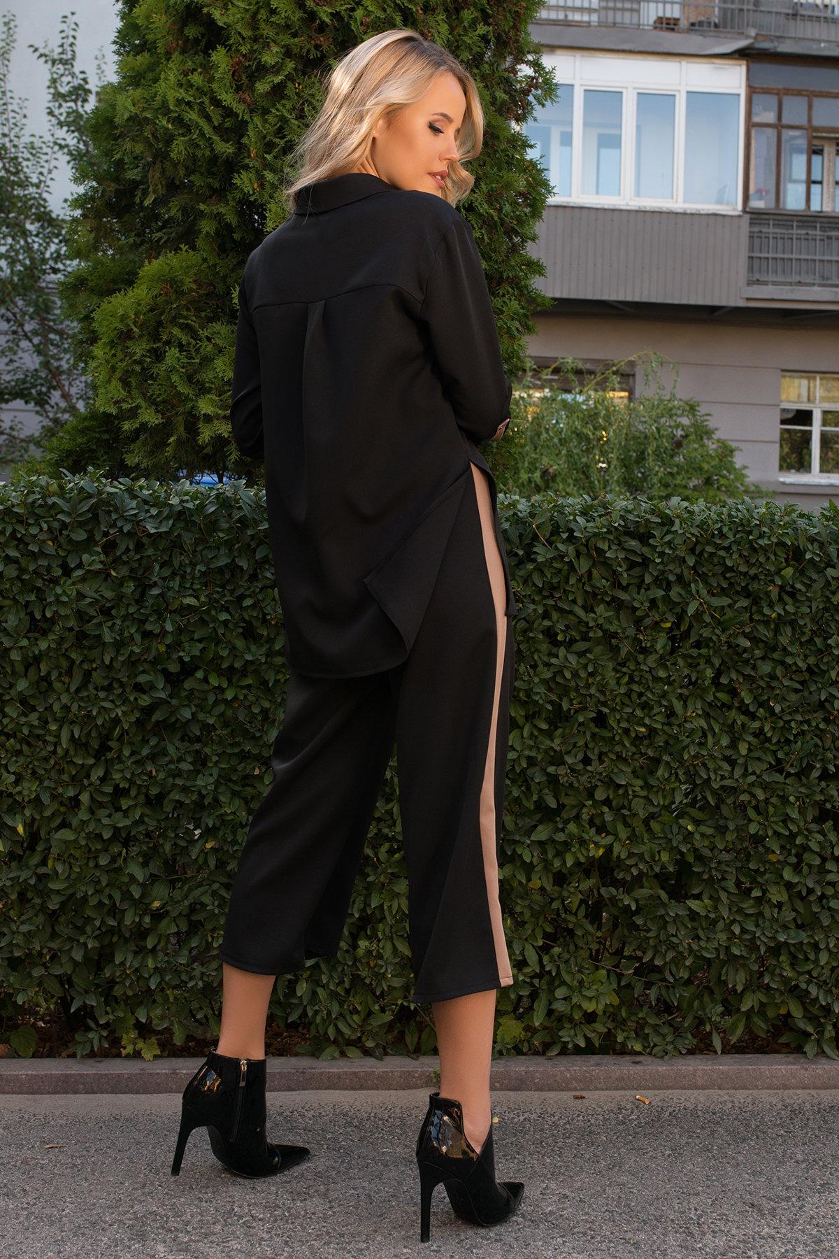 Костюм Канто 7919 Цвет: Черный/Бежевый Т