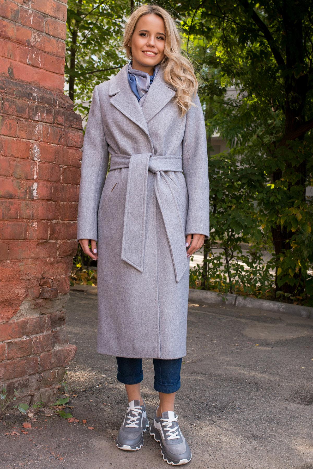 Женское пальто оптом от производителя Modus Демисезонное пальто удлиненное Миссури макси 6398