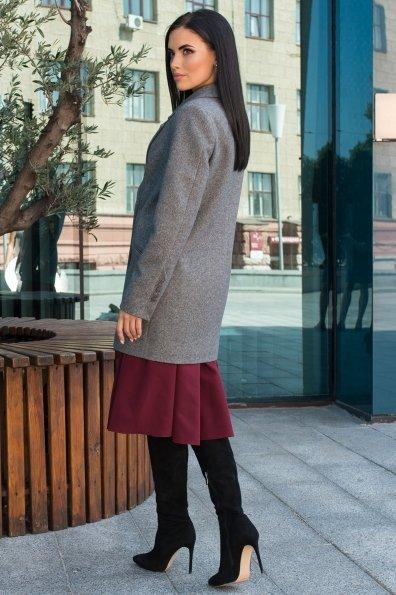 Пальто Эрли 8010 Цвет: Серый 1