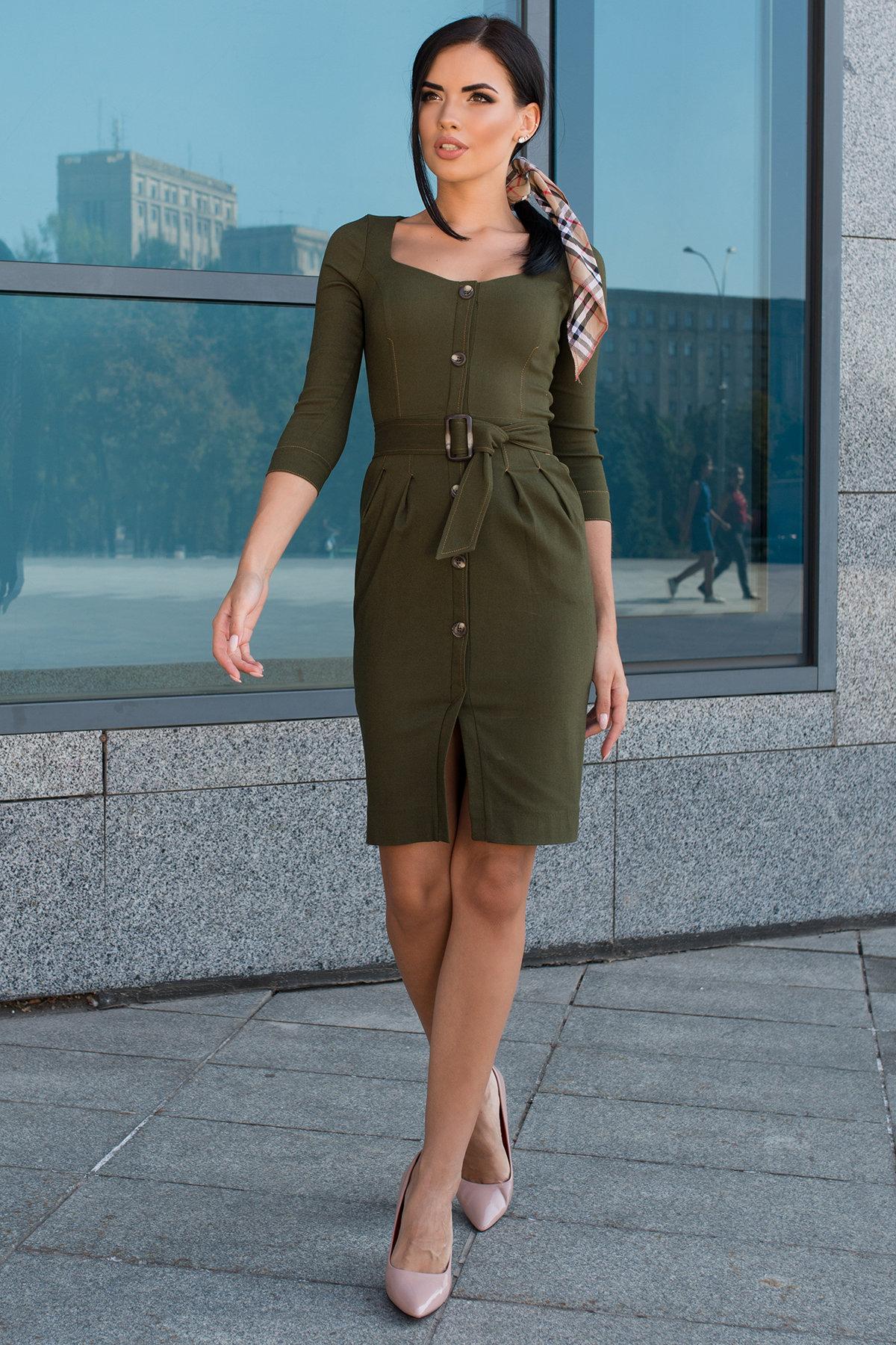 Купить платье оптом Украина Modus Платье-футляр Марсель 7656