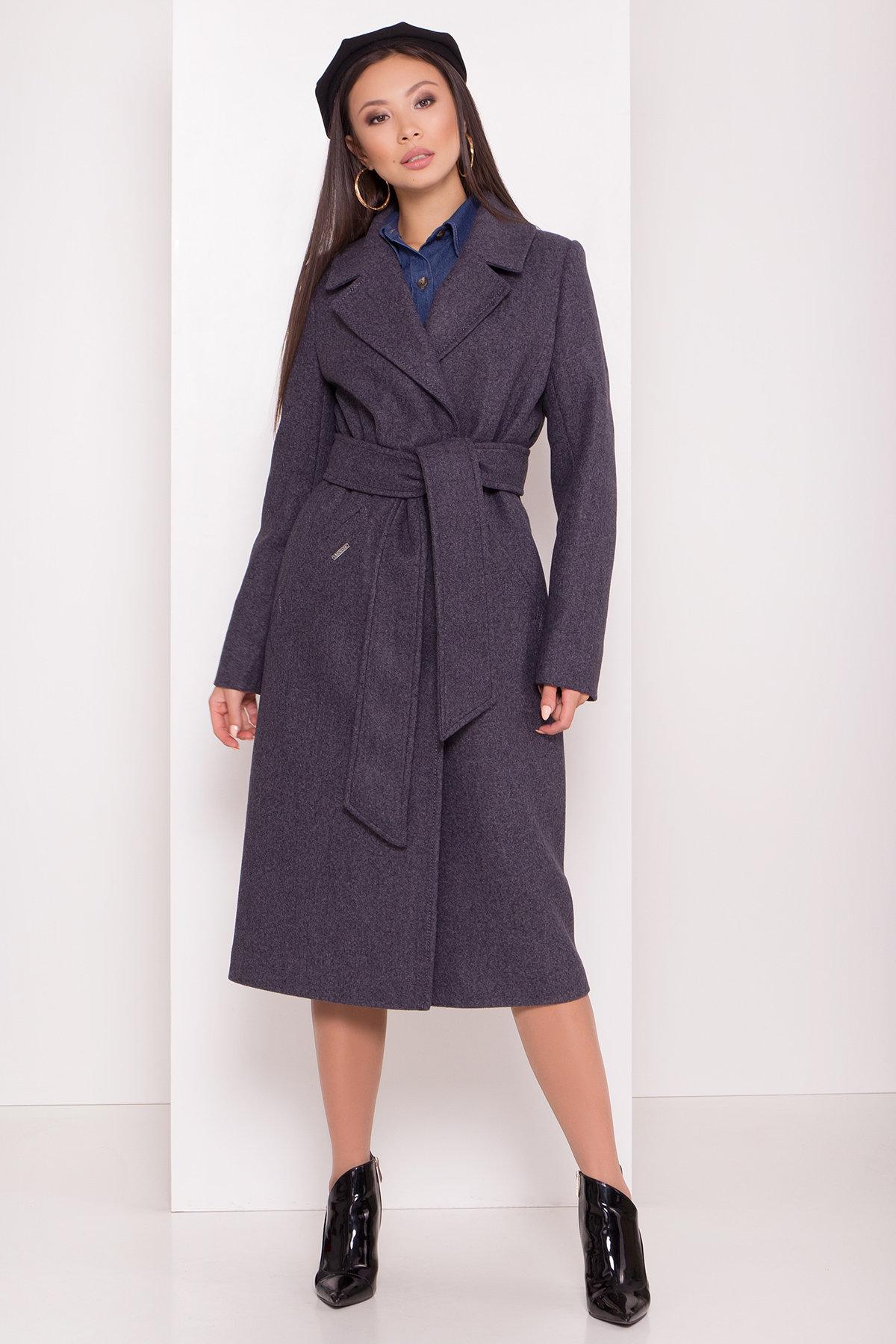 Пальто демисезонное женское Украина Modus Пальто с английским воротником Миссури макси 8107