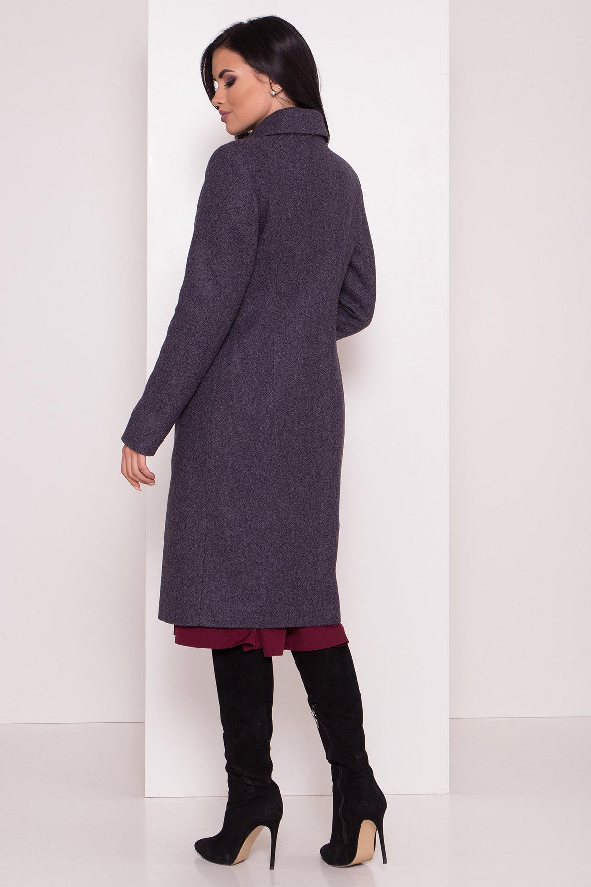 Пальто зима Кареро 8067 АРТ. 44013 Цвет: Т.синий 543 - фото 7, интернет магазин tm-modus.ru