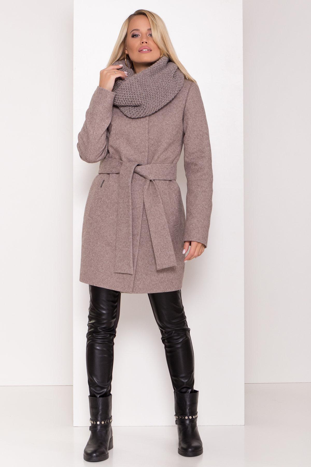 Купить зимнее женское пальто в Украине Modus Зимнее пальто со снудом Габи 8205