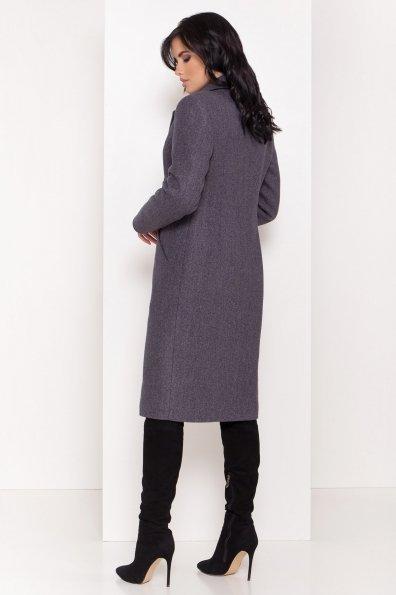 Пальто зима Кареро 8067 Цвет: Т.синий 543