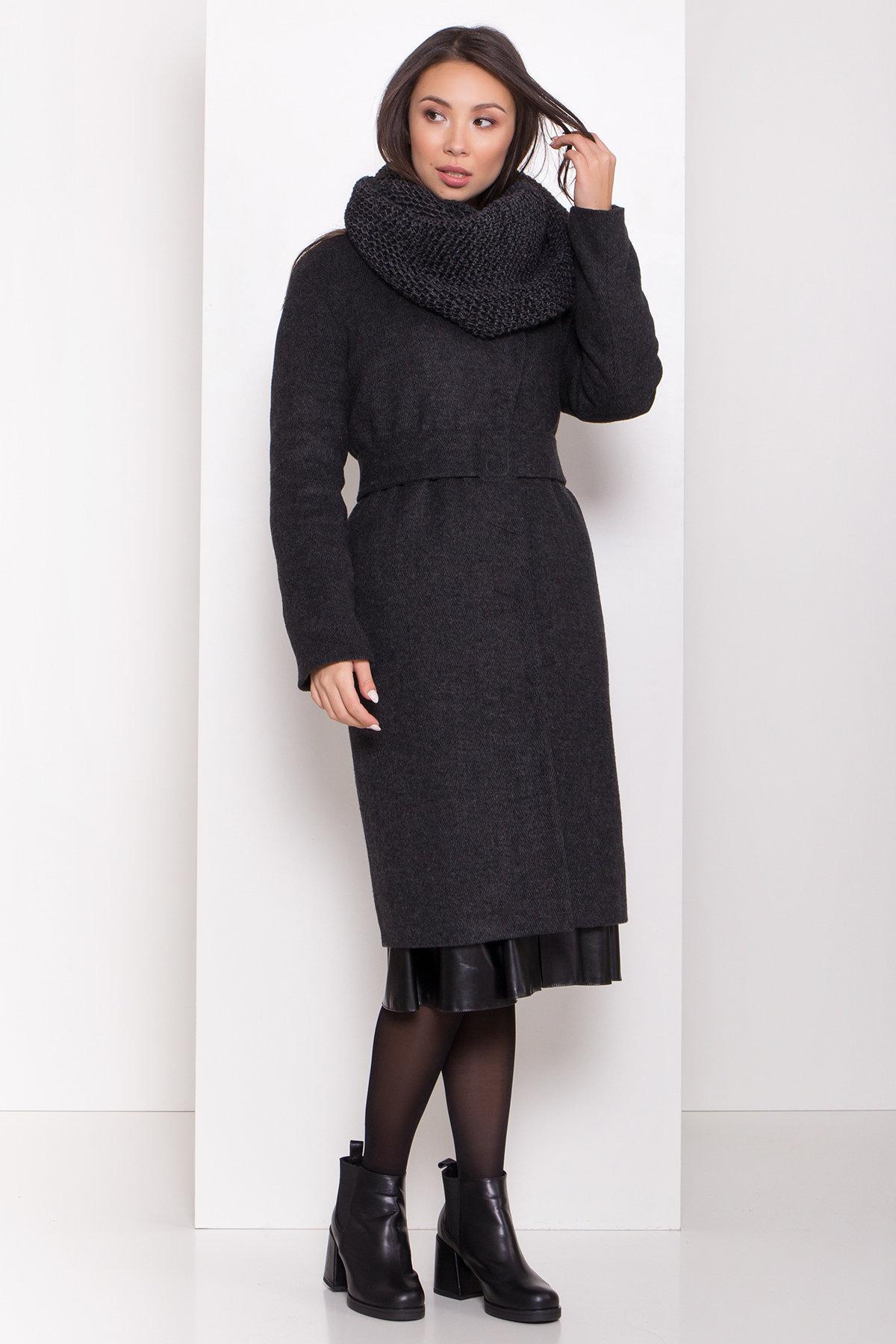 Пальто женское зимнее купить от Modus Зимнее пальто полуприталенного кроя Севен 8262