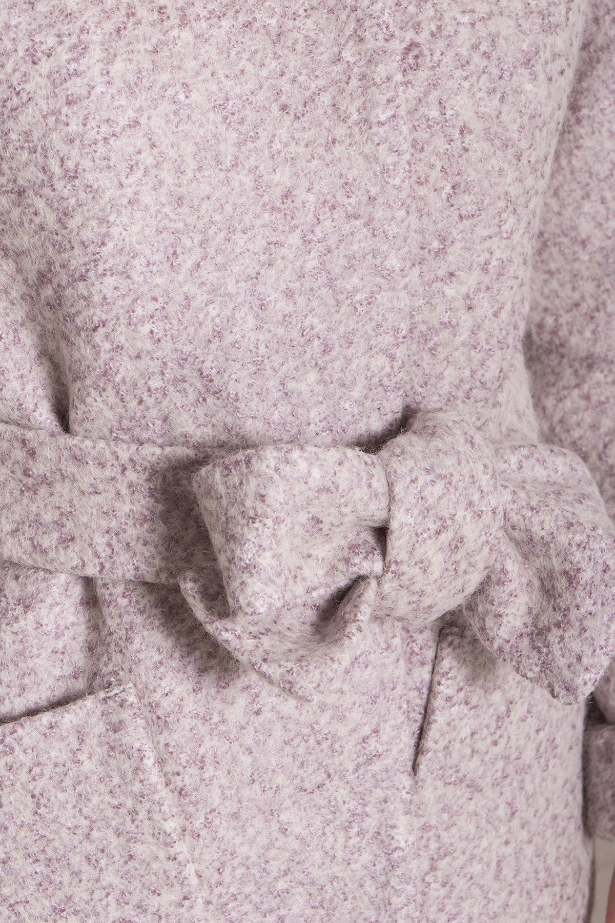 Пальто зима шерсть букле Анита 8320 АРТ. 44439 Цвет: Серый/бежевый 24 - фото 16, интернет магазин tm-modus.ru