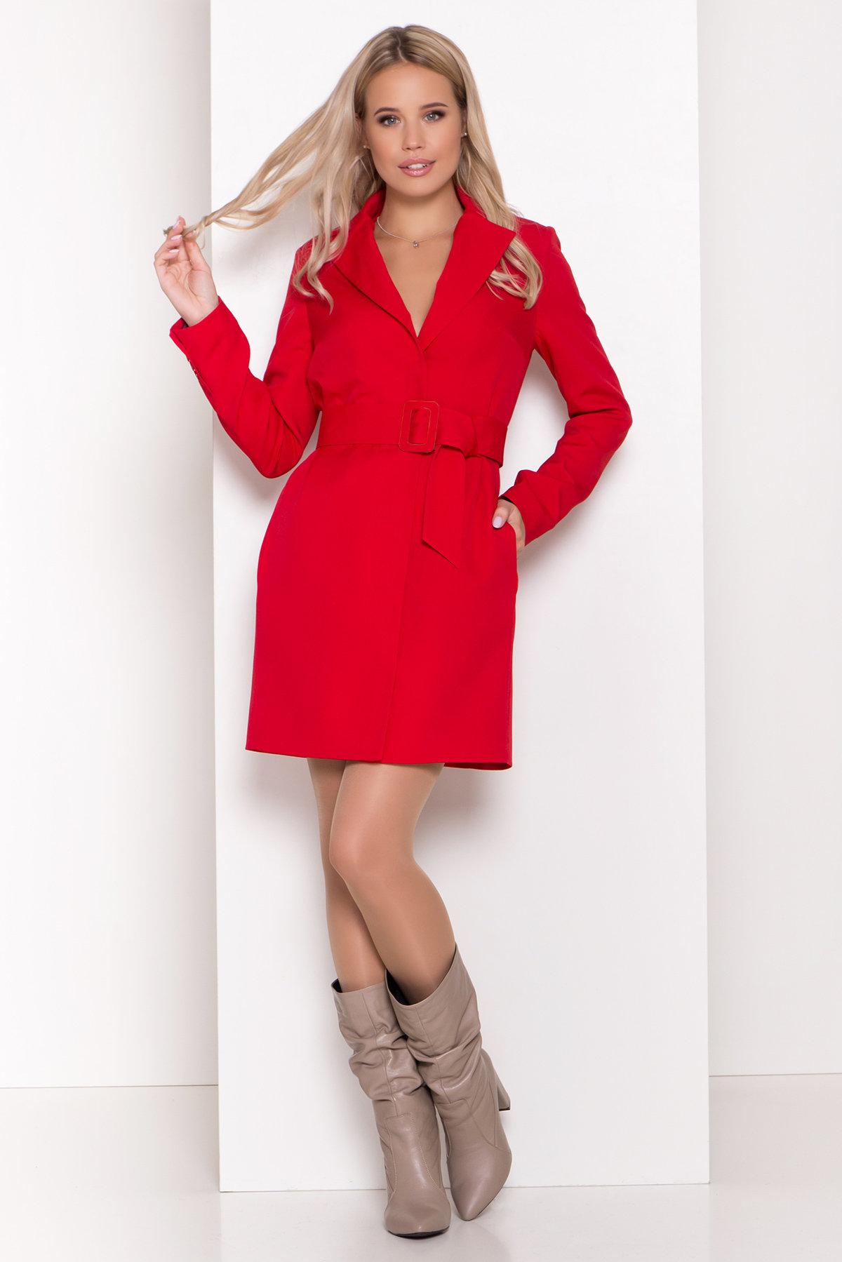 Купить платья оптом Украина Стильное платье-жакет Маркиза 8095