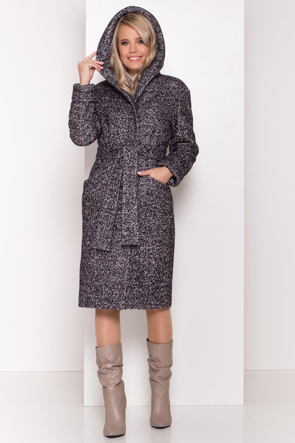 Пальто зимнее от производителя Modus Пальто зима шерсть букле Анита 8320