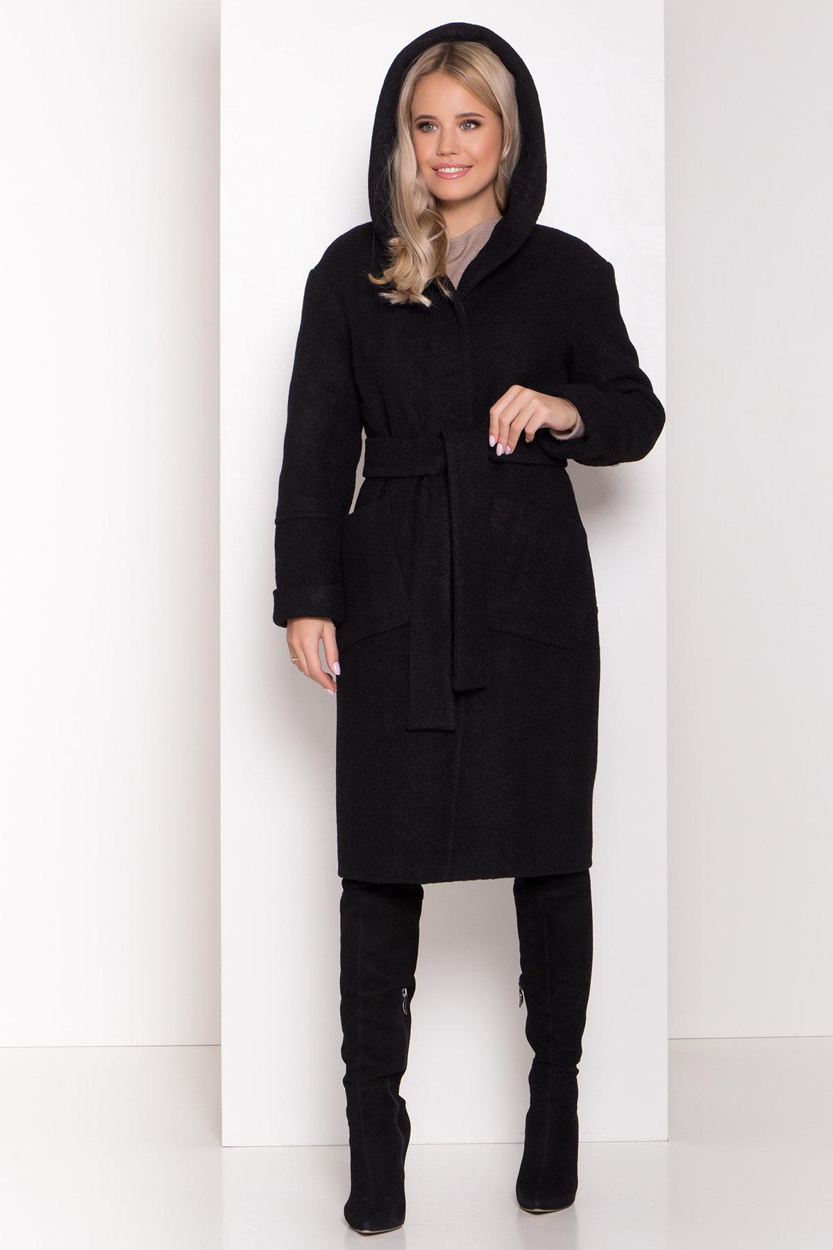 Зимние пальто женское от TM Modus Пальто с капюшоном зимнее Анита 8327