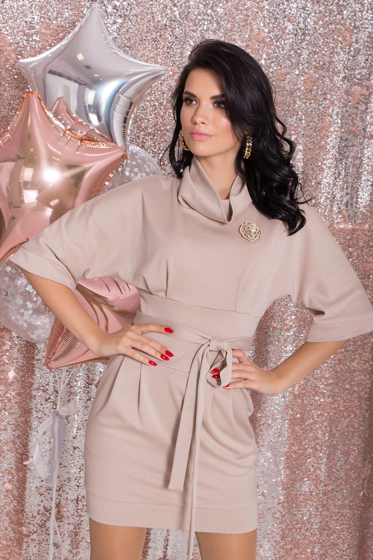 Купить платья оптом TM Modus Трикотажное платье Вассаби 8478