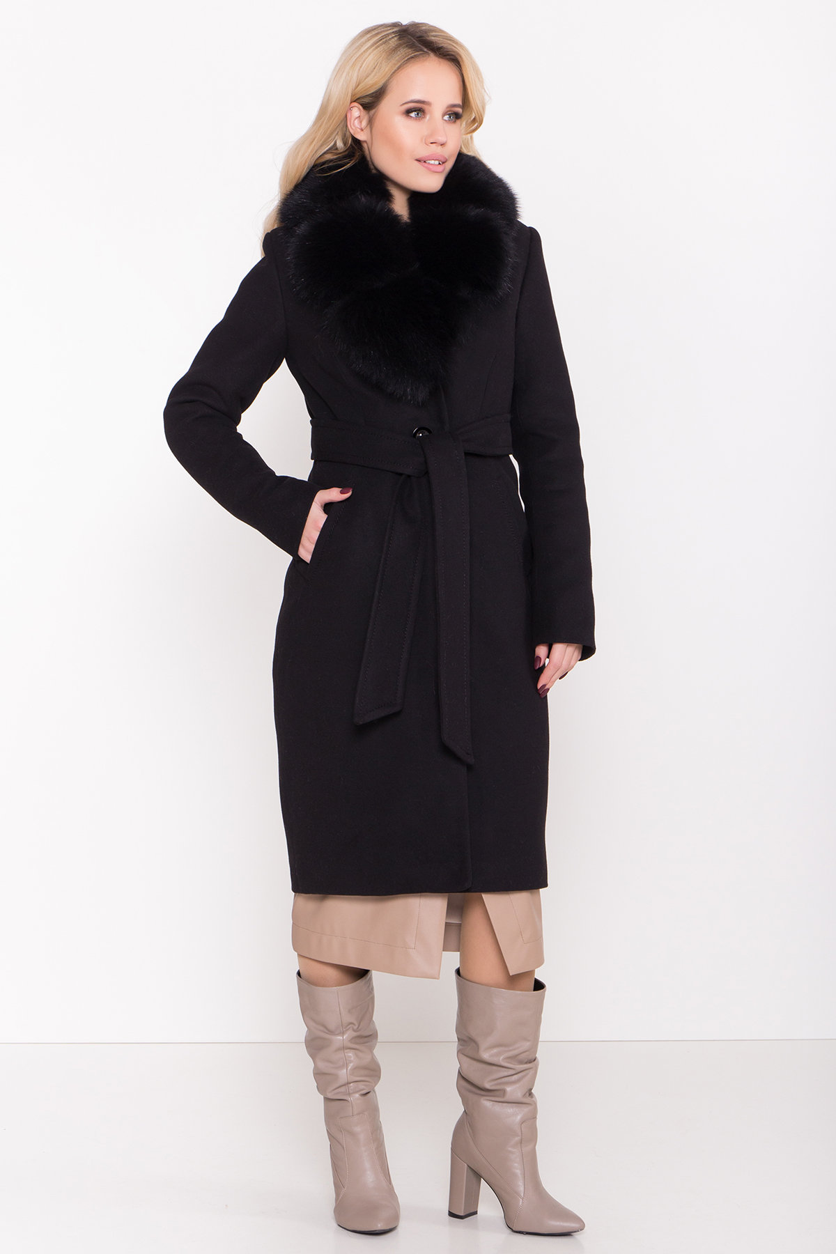 Пальто зимнее от производителя Modus Пальто зима Камила классик 8486