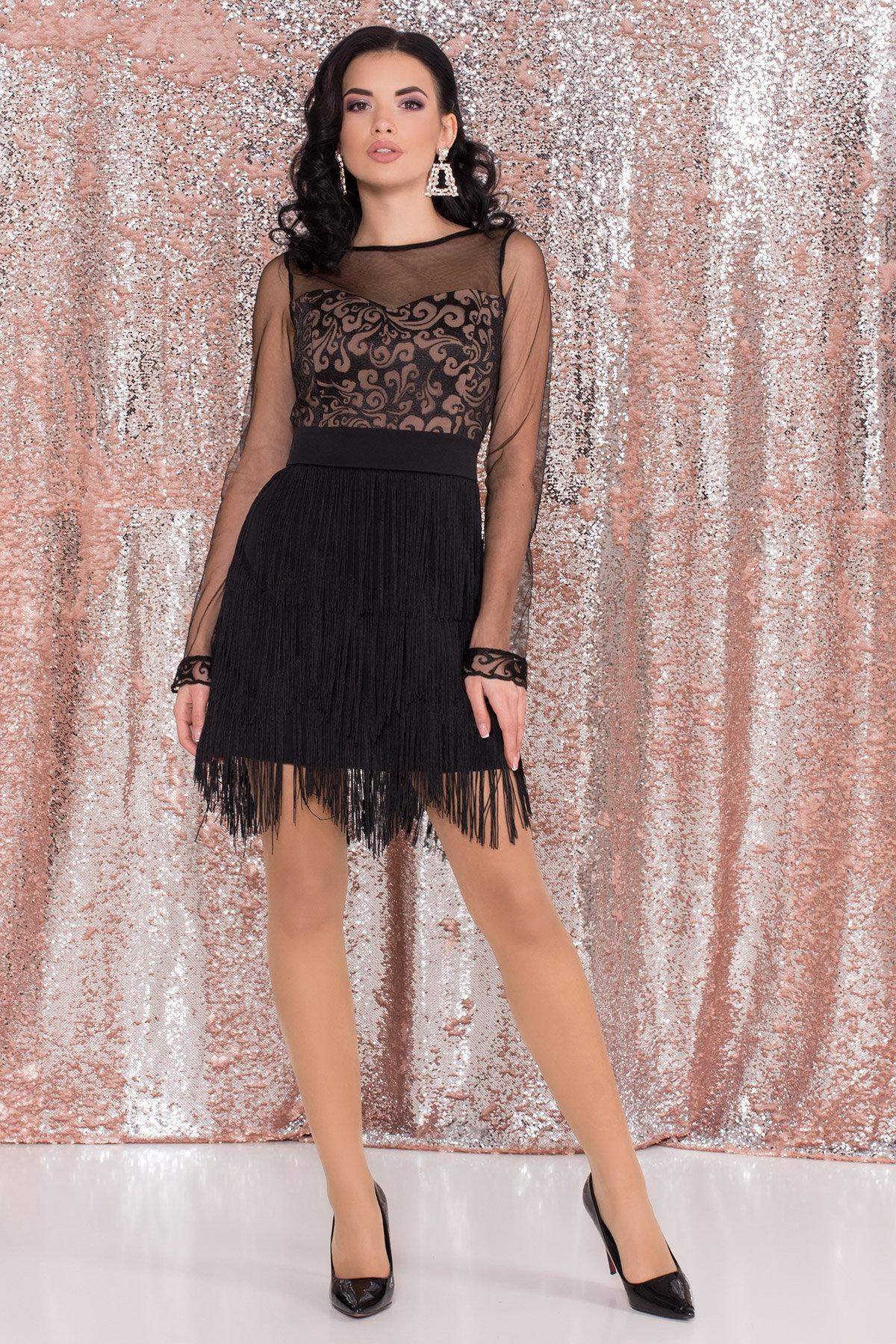 Трикотажные платья оптом Платье Херви 8560