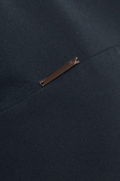 Двухуровневое платье Далафер 8517 Цвет: Зеленый Темный