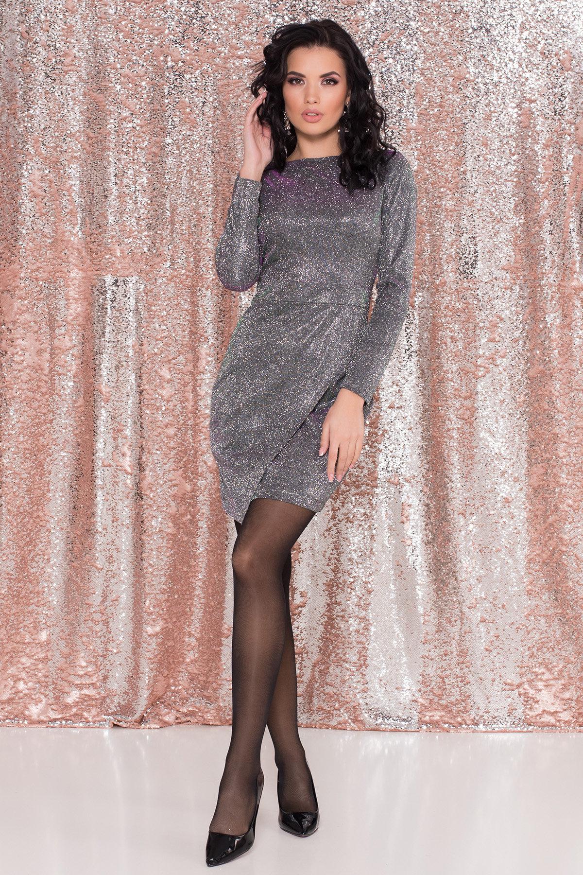 Купить платья оптом TM Modus Коктейльное платье Кристал 8346
