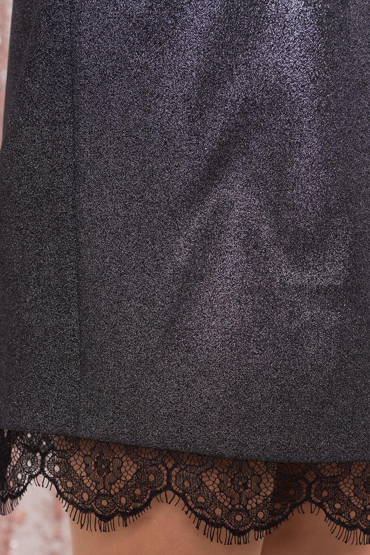 Платье-жакет Маренго 8587 АРТ. 44899 Цвет: Черный - фото 7, интернет магазин tm-modus.ru
