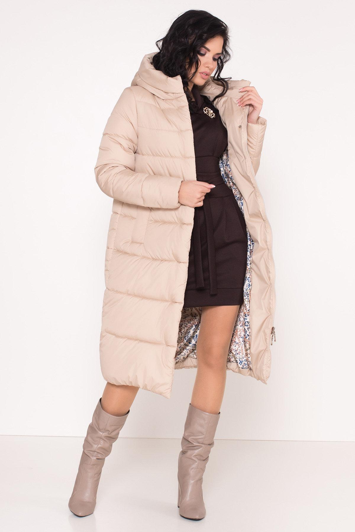 Трикотажное платье Вассаби 8478 АРТ. 44906 Цвет: Шоколад - фото 8, интернет магазин tm-modus.ru