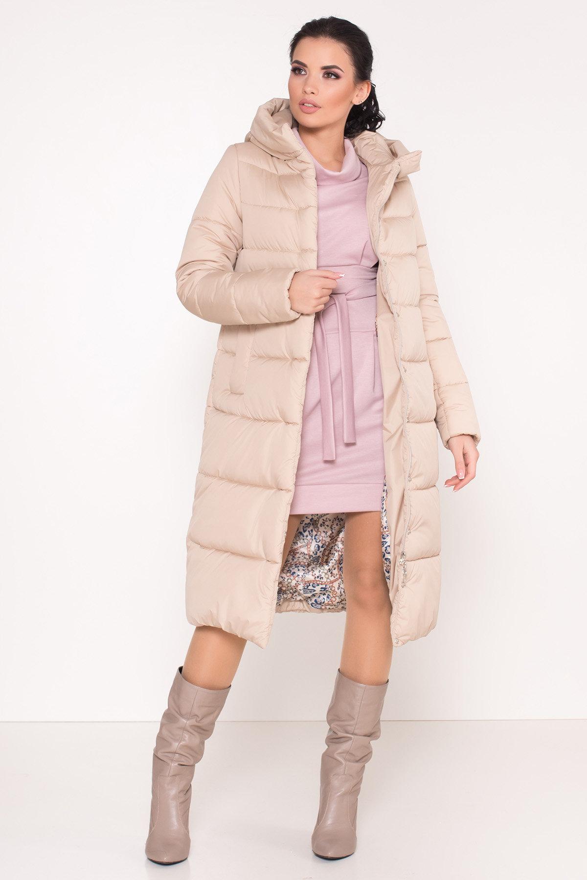 Трикотажное платье Вассаби 8478 АРТ. 44904 Цвет: розовый - фото 7, интернет магазин tm-modus.ru
