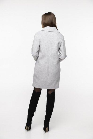 Кашемировое пальто Вейсона 8803 Цвет: Светло серый