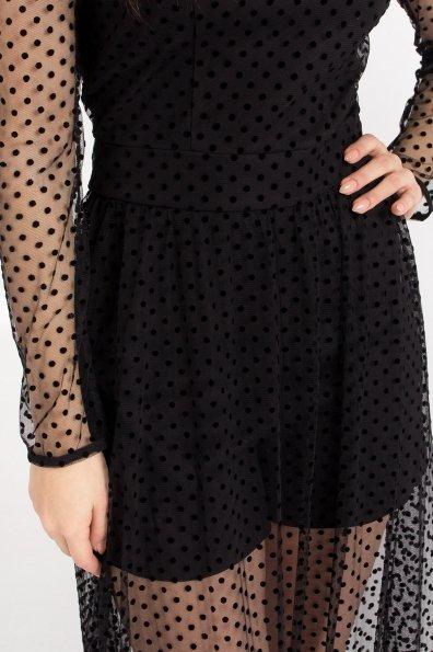 Вечернее платье в пол Астия 8848 Цвет: Черный