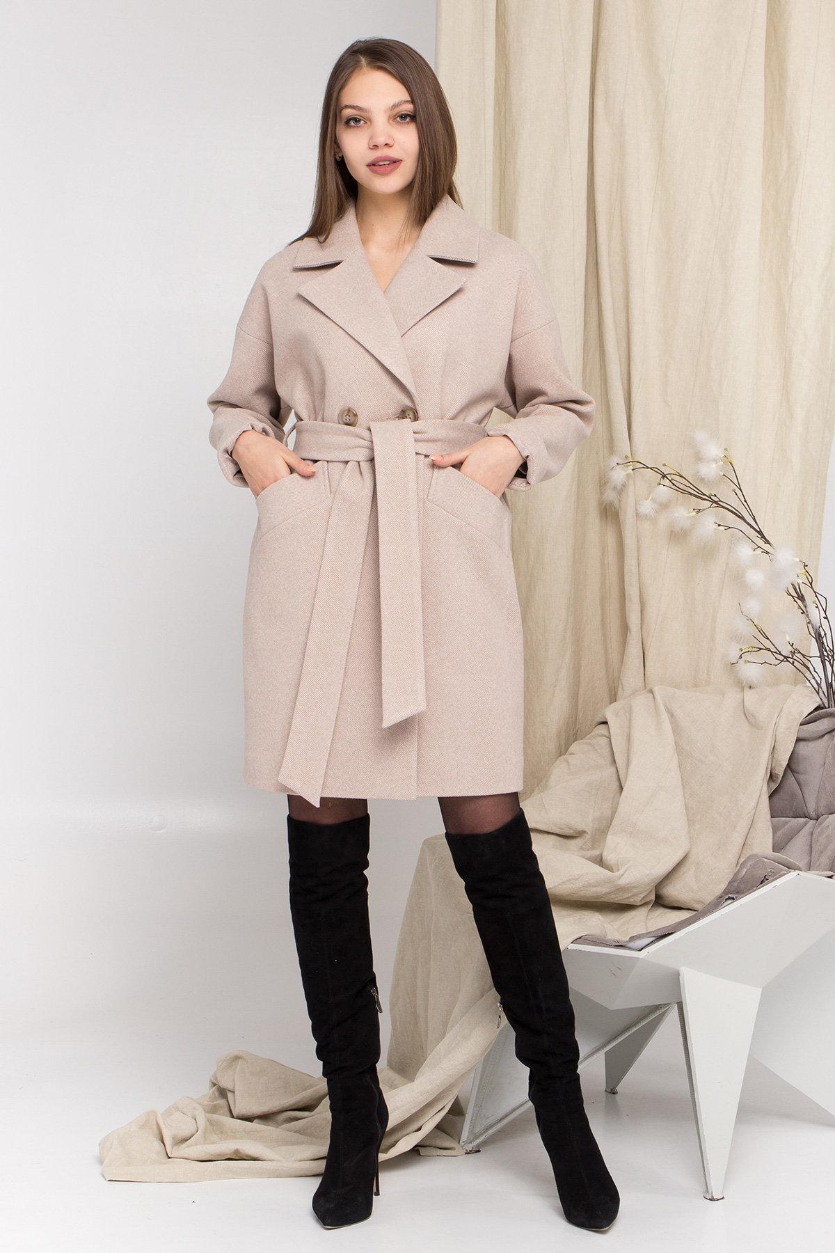 Пальто демисезонное женское Украина Modus Пальто Сенсей 8905