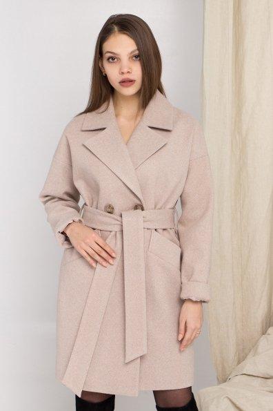 Пальто Сенсей 8905 Цвет: Бежевый