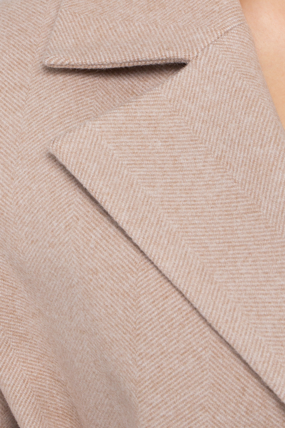 Пальто Сенсей 8905 АРТ. 45219 Цвет: Бежевый - фото 6, интернет магазин tm-modus.ru