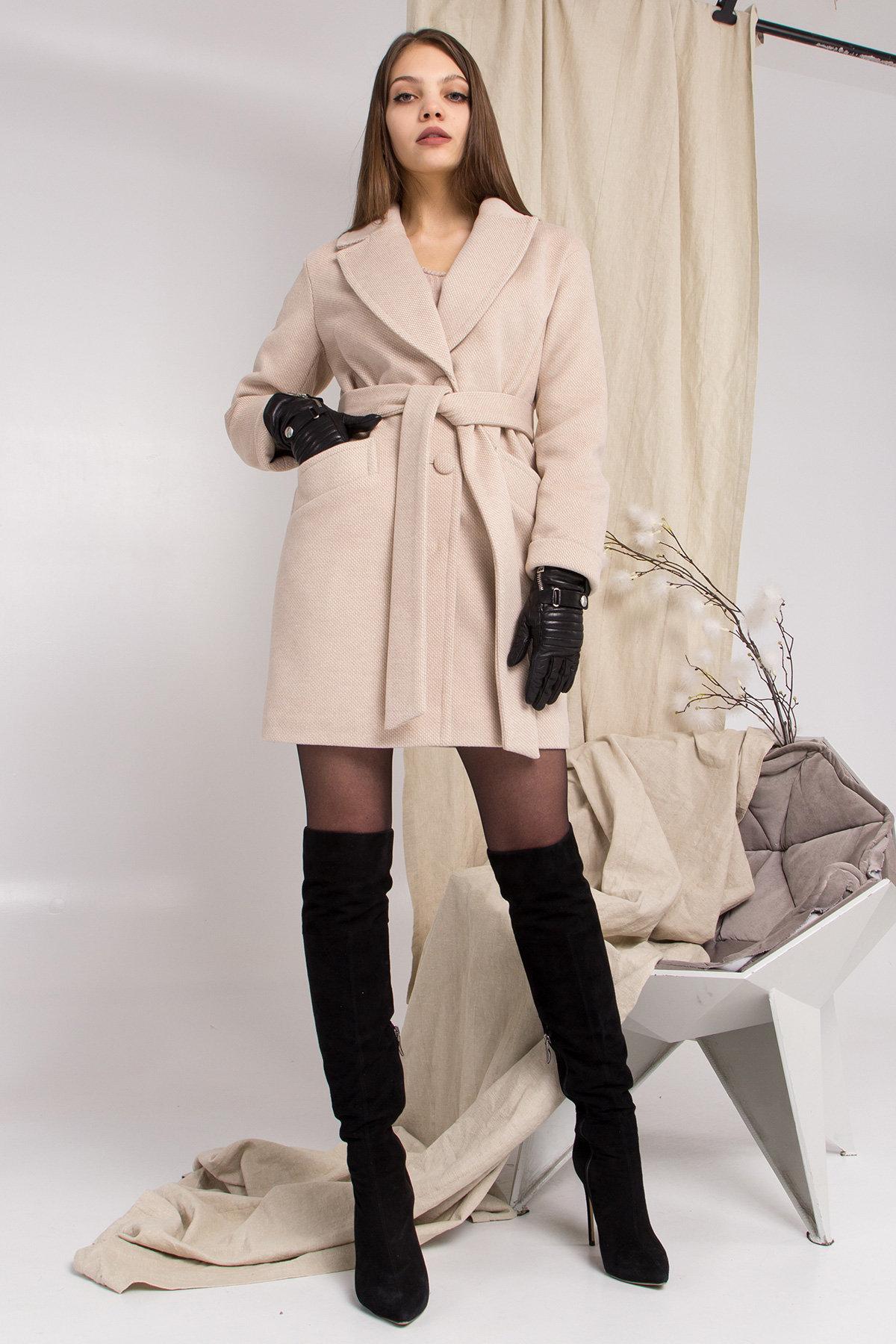 Купить пальто демисезонное от Modus Кашемировое пальто Вейсона 8803