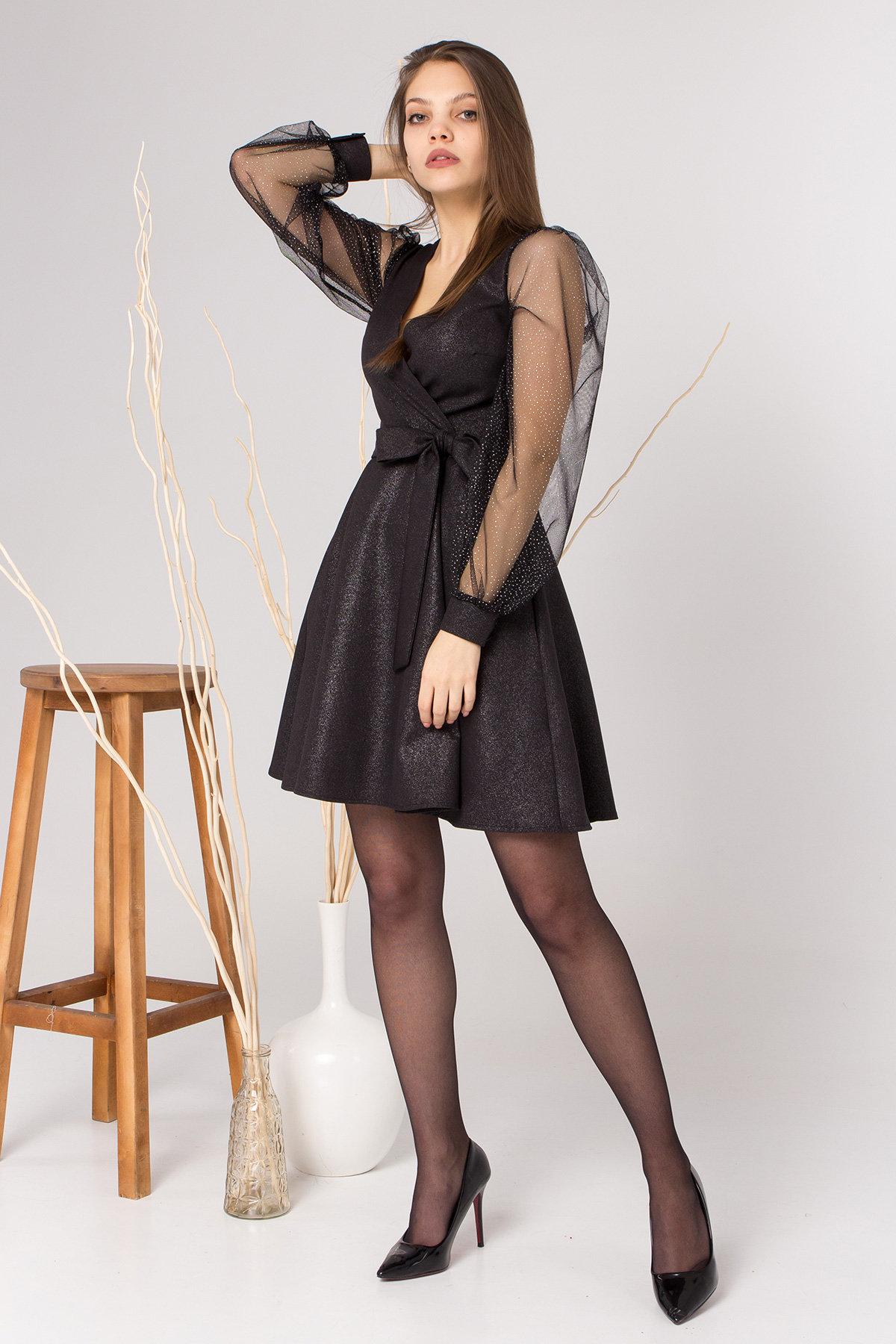 Купить платья оптом в Украине Коктейльное платье Джелла 8873