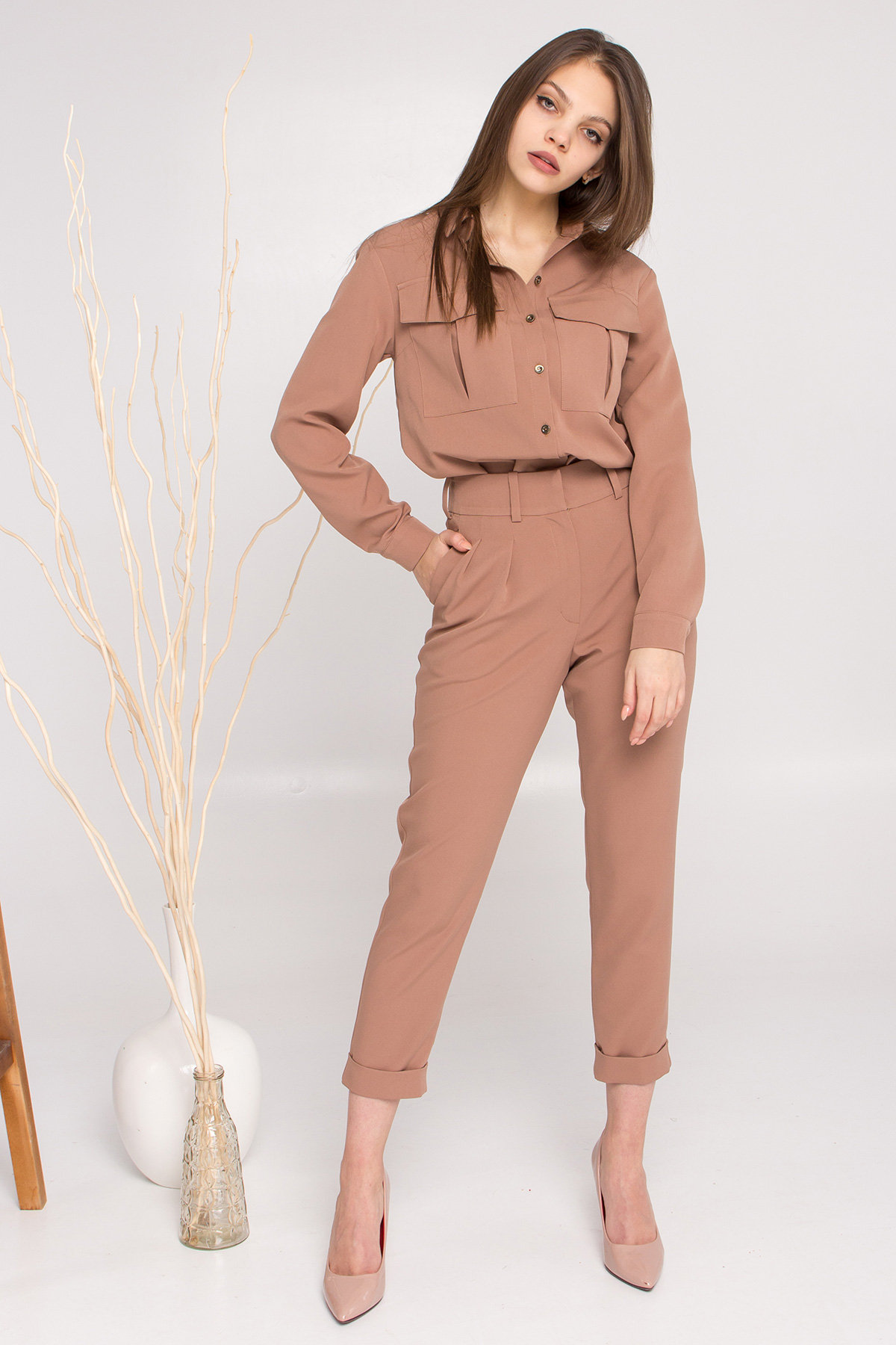 Купить женскую одежду оптом Костюм Селви 8931