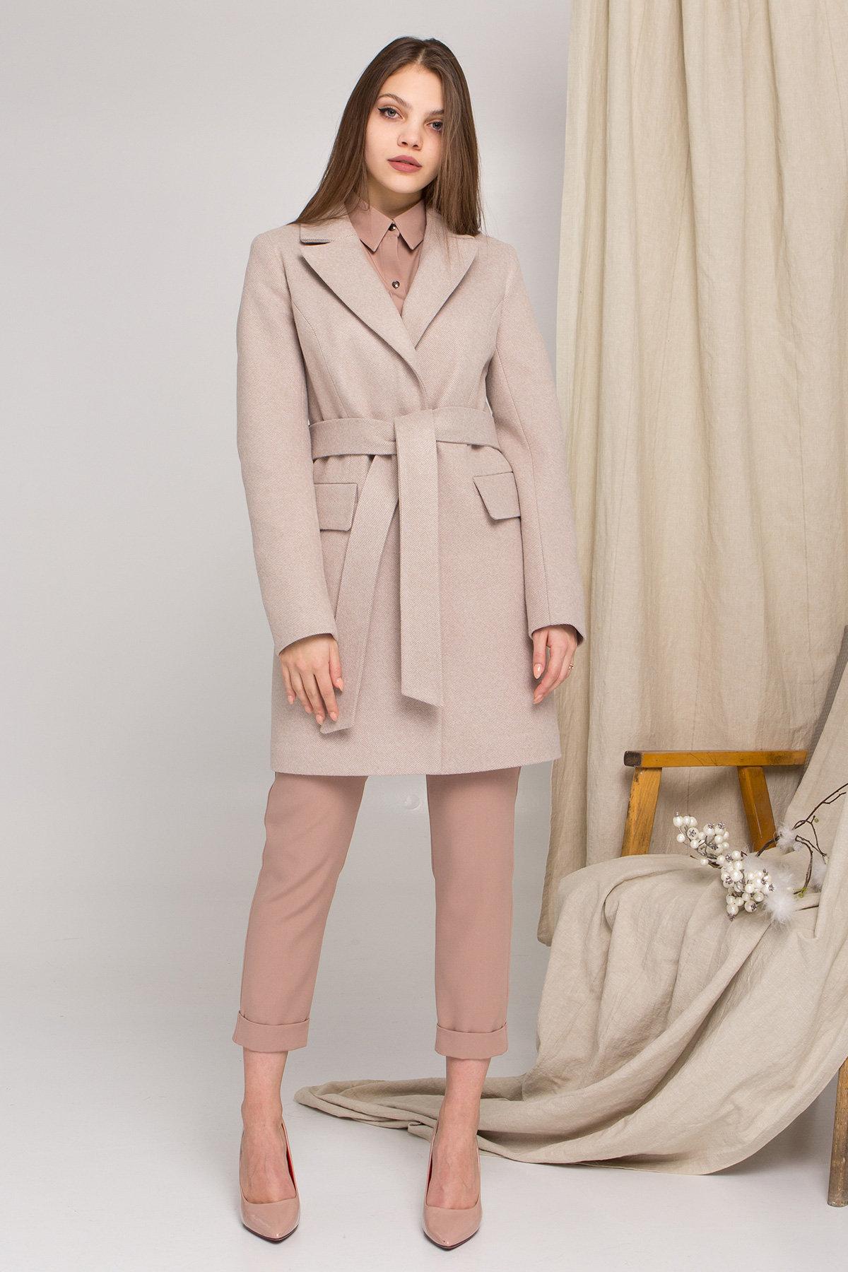Пальто женское демисезонное купить в интернете Пальто Корси 8943