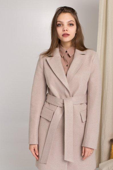 Пальто Корси 8943 Цвет: Бежевый