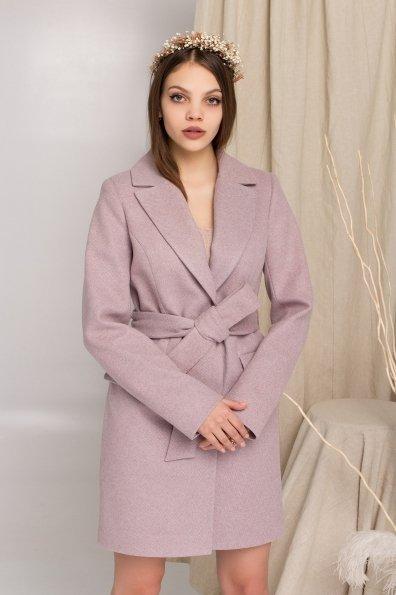 Пальто Корси 8943 Цвет: Пудра 90