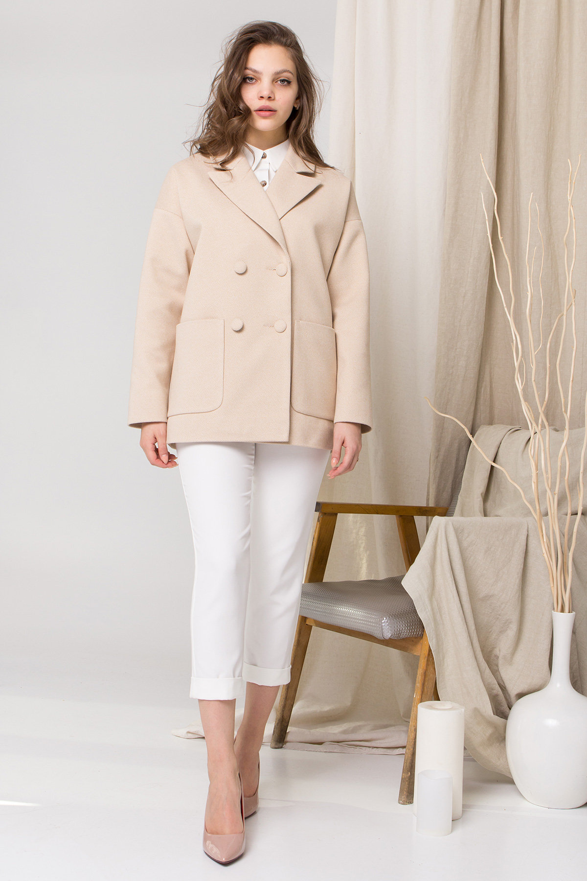 Пальто женские демисезонные недорого от Modus Пальто Мансера 8987