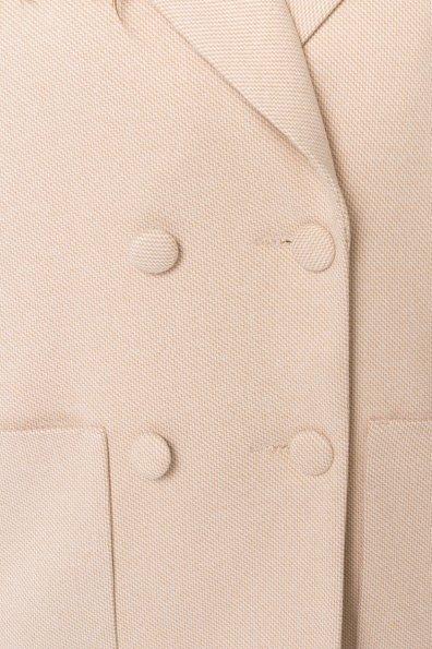 Пальто Мансера 8987 Цвет: Бежевый