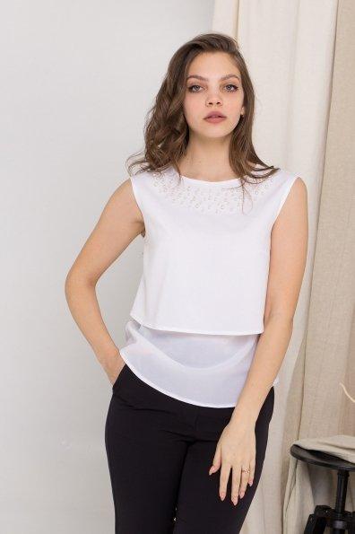 Блуза Арома 8835 Цвет: Белый