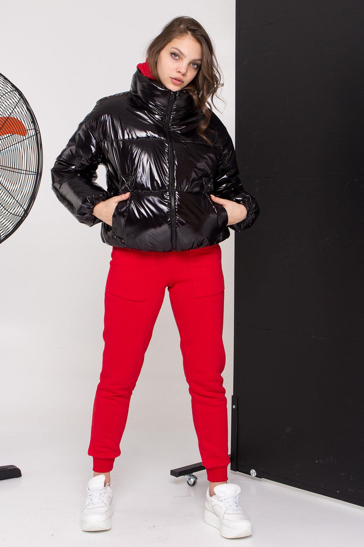 Куртка Драйв 8989 АРТ. 45299 Цвет: Черный - фото 6, интернет магазин tm-modus.ru