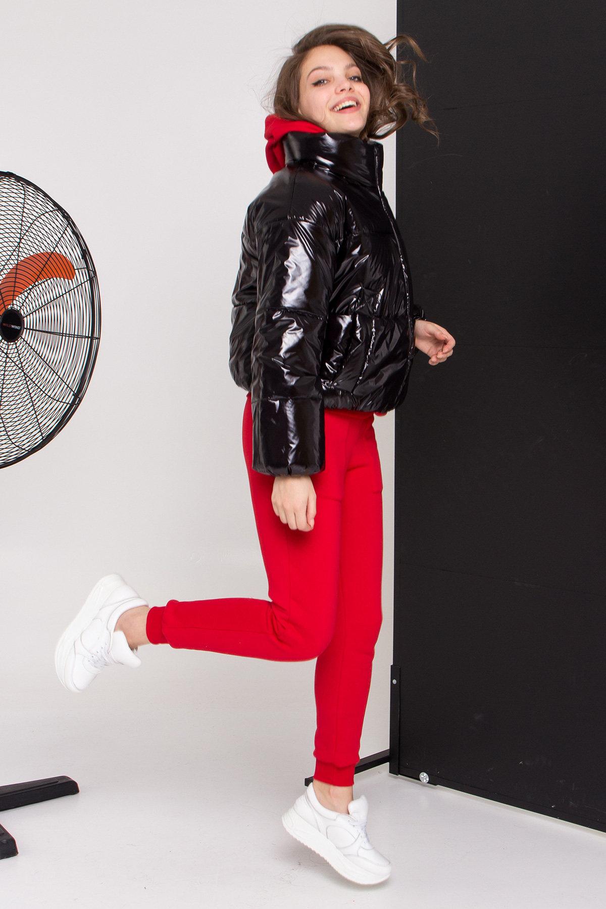 Куртка Драйв 8989 АРТ. 45299 Цвет: Черный - фото 8, интернет магазин tm-modus.ru