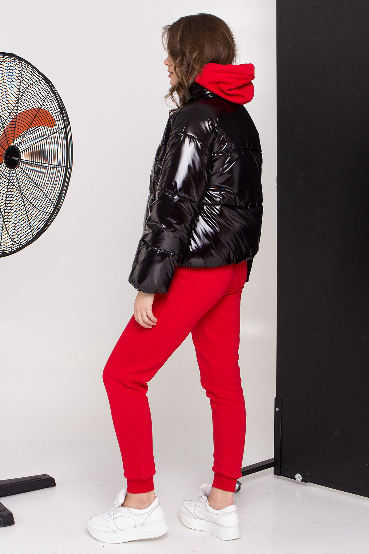 Куртка Драйв 8989 АРТ. 45299 Цвет: Черный - фото 12, интернет магазин tm-modus.ru